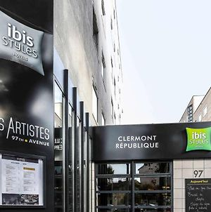 Ibis Styles Clermont-Ferrand Republique photos Exterior