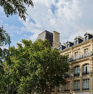 Crowne Plaza Paris - Republique, An Ihg Hotel photos Exterior