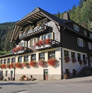 Hotel Waldeck In Todtnau photos Exterior