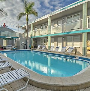 Clearwater Beach Studio Just Steps From The Beach! photos Exterior