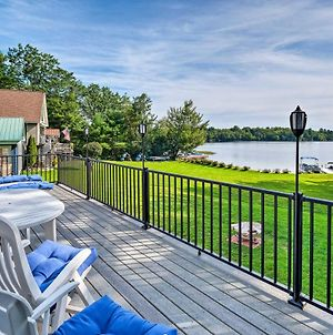 Updated Oakland Cottage With Deck On Mcgrath Pond! photos Exterior