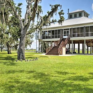 Slidell Home With Fishing Pier And Outdoor Living, Bbq photos Exterior