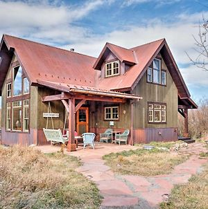 Secluded Solar Home With Mtn Views, 30Mi To Telluride photos Exterior