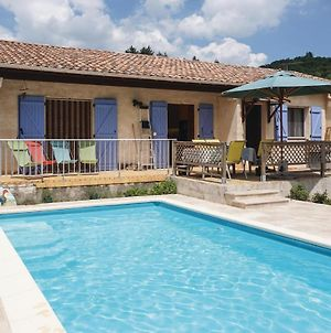 Beautiful Home In Le Poujol Sur Orb W/ Outdoor Swimming Pool And 3 Bedrooms photos Exterior