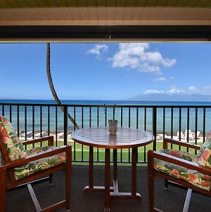1Br West Maui Condo With Oceanfront Views! photos Exterior