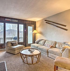 Ski-In And Ski-Out Pico Mountain Townhome With Fireplace photos Exterior