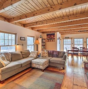 Mountaintop Family Cottage With 10 Acres In Wolcott! photos Exterior