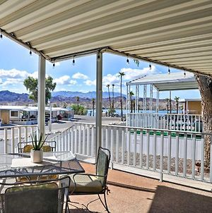 Quiet Escape Steps To Lake Havasu With Views & Grill! photos Exterior
