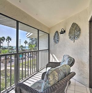 Renovated Beach Nook With Lanai, Steps From Gulf photos Exterior