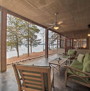 Family & Fisherman Friendly Home On Beaver Lake! photos Exterior