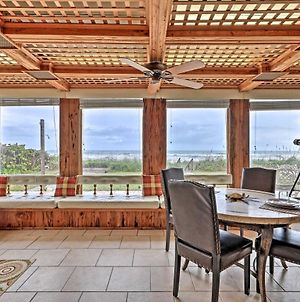 Beachfront Indialantic House With Furnished Patio! photos Exterior