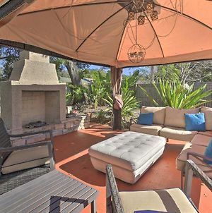 Beachy Palm Harbor Escape With Swim Spa And Gazebo! photos Exterior
