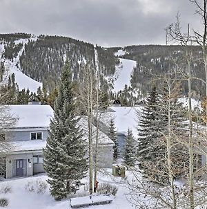 Keystone Condo With Mountain Views - Walk To Slopes! photos Exterior
