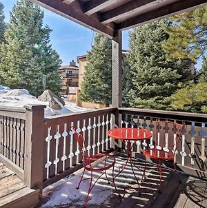 Condo With Deck & Shuttle To Angel Fire Resort! photos Exterior