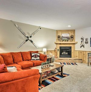 Condo With Deck And Shuttle To Angel Fire Resort! photos Exterior