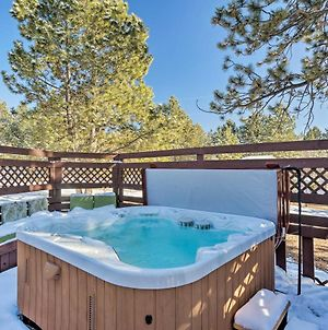 Mountain Hideaway Set On Half An Acre With Hot Tub! photos Exterior