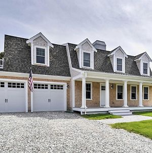 Cape Cod House With Hot Tub - Walk To Private Beach! photos Exterior
