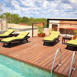 New One Br Apartment For Up To 4 Grill Pool At The Common Rooftop photos Exterior