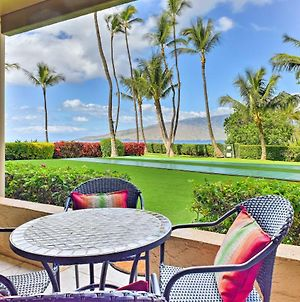 Kihei Condo Steps To Beach With Pool And New Ac! photos Exterior