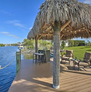 Waterfront Cape Coral Home With Private Dock & Lanai photos Exterior