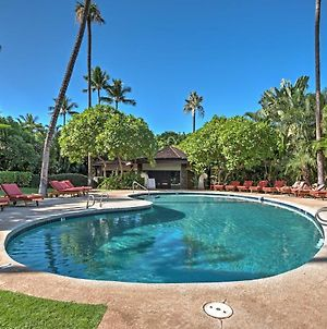 Lahaina Condo With Pool - 1 Block To Front Street! photos Exterior