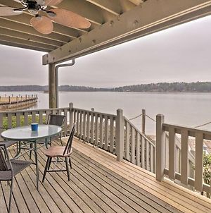 Lake Hamilton Retreat With View Prime Location photos Exterior