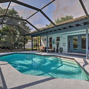 Miami Home With Screened-In Pool Mins From Zoo! photos Exterior