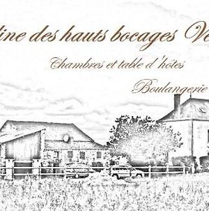 La Colline Des Hauts Bocages Vendeens photos Exterior