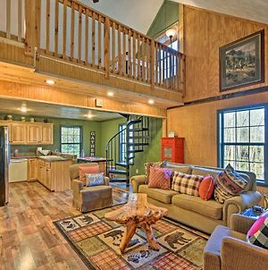 Cozy Creekside Cabin In Nantahala Ntl Forest! photos Exterior