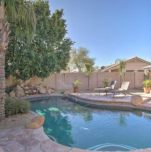 Phx Gem With Game Room And Private Pool Pets Welcome! photos Exterior