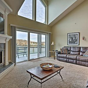 Waterfront Condo On Lake Of The Ozarks With 2 Pools! photos Exterior
