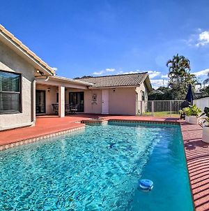 Coral Springs Home With Proximity To Golf And Beaches! photos Exterior
