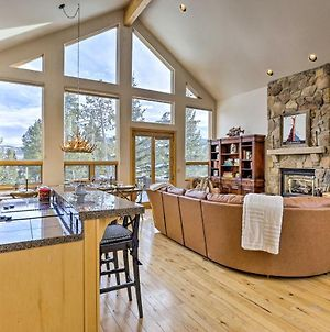 Ski-In And Ski-Out Burro Trail Access From Breck Home! photos Exterior