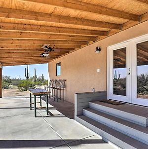 Secluded Marana Home With Viewing Decks And Privacy photos Exterior