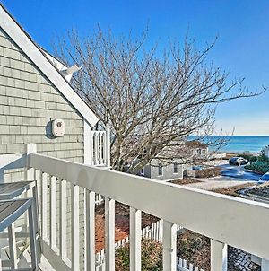 Cape Cod Casa With Ocean View & Pvt Beach Access photos Exterior