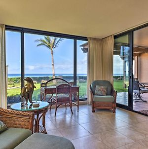 Lahaina Condo With Patio, Ocean Views And Pool Access! photos Exterior