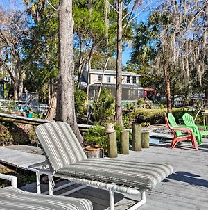 Bright Riverfront Apartment With Patio & Dock Access! photos Exterior