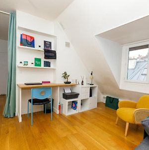 Charming 2 Rooms Under The Roofs - Montparnasse photos Exterior