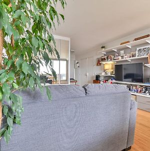 Bright Apt With Balcony Near La Defense photos Exterior