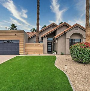 Stunning Scottsdale Home With Pool Golf And Hike! photos Exterior