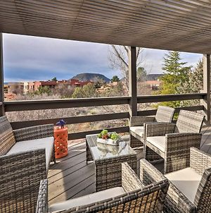 Sleek Sedona Abode With Hot Tub,Deck & Optional Chef! photos Exterior