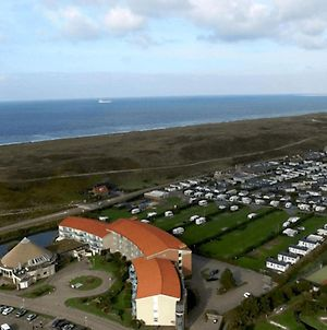 Nice Apartment With Garden 400M From The North Sea photos Exterior