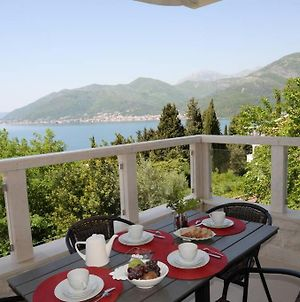 Apartment With Amazing Sea View In Tivat - Bay Of Kotor photos Exterior