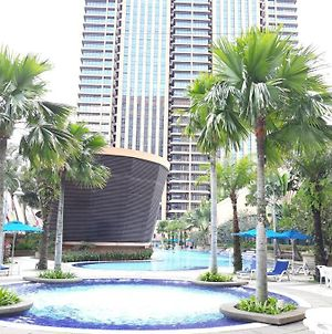 Royal Apartment At Berjaya Times Square photos Exterior