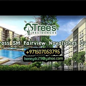 Smdc Condominium Unit # Tres/B010523 Tower 1 Trees Residence photos Exterior