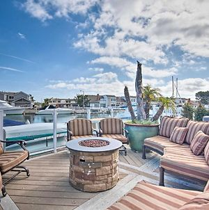 Luxurious Channel Island Harbor Home With Boat Dock! photos Exterior