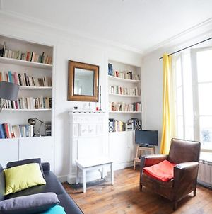 Charming Apartment Near Pere Lachaise photos Exterior