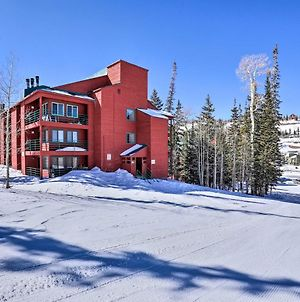 Ski-In And Ski-Out Condo With Resort Amenities! photos Exterior