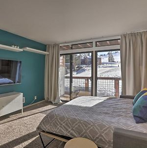 Ski-In And Ski-Out Condo At Tahoe Donner Resort! photos Exterior