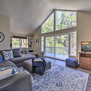 Modern Cabin Less Than 3 Mi To Lake Arrowhead Village photos Exterior